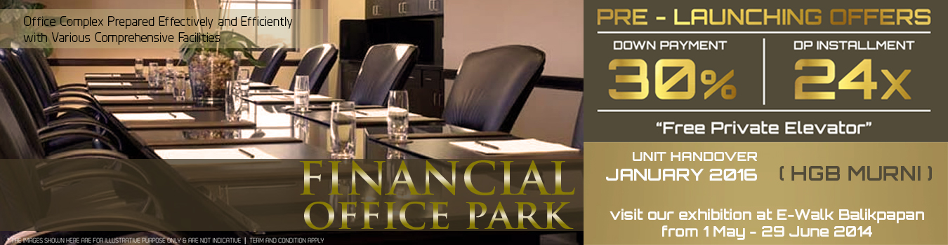 FINANCIAL OFFICE PARK